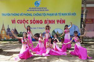 Truyền thông phòng chống xâm hại tình dục trẻ em tại Sóc Trăng