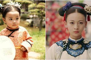Bé gái 2 tuổi 'hóa thân' cung nữ Ngụy Anh Lạc khiến dân mạng chao đảo