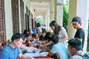 Ninh Bình: Trên 500 lao động đến với phiên giao dịch việc làm