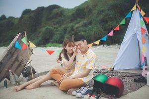 Ngỡ ngàng điểm check-in đẹp như trời Âu: Biển xanh, cát trắng, nắng rất vàng ở vùng đất khói lửa Quảng Trị