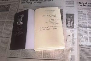 Đọc 'Tình sau con chữ' - Trân quý sự 'lao tâm khổ tứ' của Nhà thơ Quang Hoài