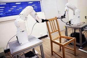 Những xu hướng mới phát triển, ứng dụng công nghệ robot trong công nghiệp hiện nay