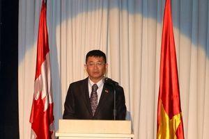 Quan hệ song phương Việt Nam - Canada phát triển tích cực