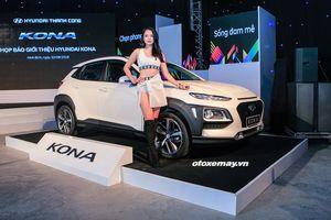 Hyundai Kona chính thức trình làng với giá từ 615 triệu đồng