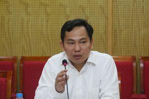 Thứ trưởng Lê Quang Mạnh làm việc với các Trưởng Cơ quan đại diện Việt Nam ở nước ngoài nhiệm kỳ 2018-2021