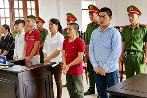 Xét xử 6 bị cáo gây rối ở TP Phan Rang – Tháp Chàm