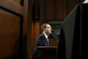 Hàng trăm tài khoản Facebook của Iran và Nga bị xóa
