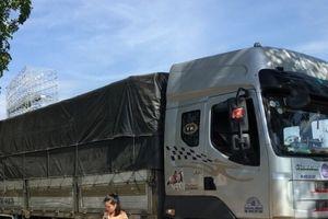 Bắt xe tải chở rượu ngoại lậu từ Quảng Trị đi Hà Nội