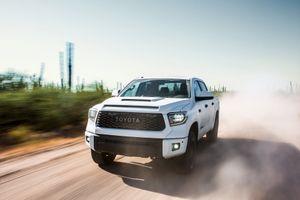 Phiên bản Tundra TRD Pro 2019 bất ngờ tăng giá