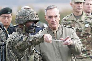 Mỹ và Hàn Quốc đàm phán về chia sẻ chi phí quân sự