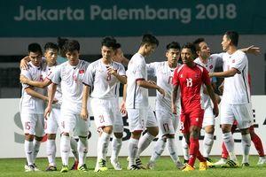 3 đội Đông Nam Á có thành tích ngoạn mục ở vòng bảng ASIAD, Olympic Việt Nam góp mặt