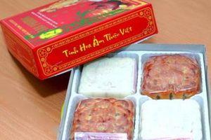Bánh Trung thu cổ truyền vẫn được người Hà thành ưa chuộng