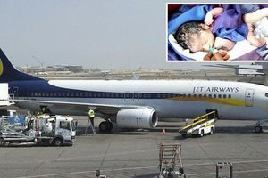 Ra đảo dự đám cưới bạn, thai phụ không ngờ con trai trong bụng đòi ra đời ngay trên máy bay trực thăng về đất liền