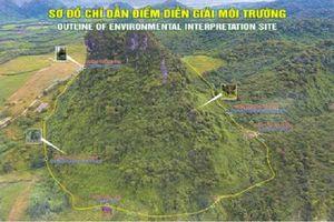Phong Nha – Kẻ Bàng cung ứng dịch vụ diễn giải môi trường cho khách tham quan
