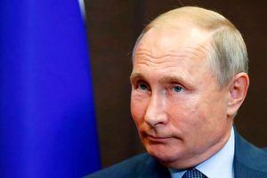 Phản ứng mới nhất của TT Putin về trừng phạt Mỹ nhằm vào Nga