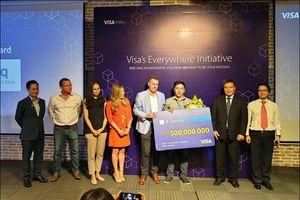 EyeQ, Triip, Jupviec giành chiến thắng trong cuộc thi khởi nghiệp của Visa
