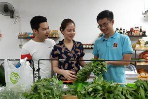8X khởi nghiệp bằng nông sản sạch