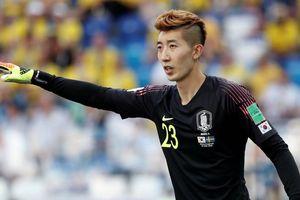 'Olympic Hàn Quốc không cần đến loạt đá luân lưu để đánh bại Iran'
