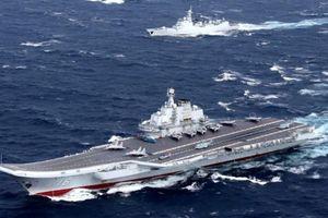 Mỹ tăng tốc đối phó tham vọng hải quân của Trung Quốc