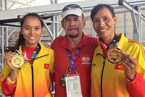 Rowing Việt Nam đi lên từ thiệt thòi để chạm tới HCV ASIAD