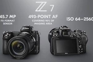 Nikon ra mắt hai dòng máy ảnh không gương lật full-frame