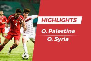Hạ Palestine, Olympic Syria chờ trận Việt Nam vs Bahrain
