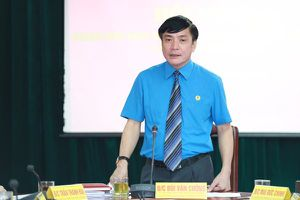 Khai mạc Hội nghị Đoàn Chủ tịch Tổng LĐLĐVN lần thứ 31
