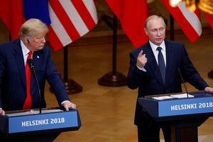 Ông V.Putin 'bênh' ông Donald Trump dù bị Mỹ trừng phạt