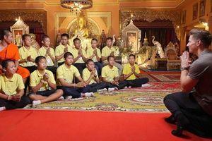 Đội bóng nhí Thái Lan tiết lộ về tình yêu trong phóng sự đặc biệt