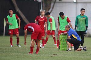 HLV Park Hang-seo sử dụng đội hình nào cho U23 Việt Nam để 'bắt bài' U23 Bahrain?