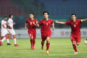 HLV Park Hang-seo nói gì khi Công Phượng ghi bàn thắng lịch sử cho bóng đá Việt Nam?