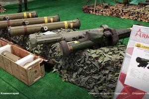 Nga trưng bày trang trọng Javelin Mỹ tại Army-2018
