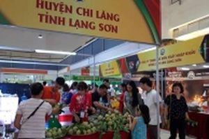 Na Chi Lăng và đặc sản Lạng Sơn thu hút người Hà Nội