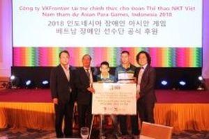 Vận động viên khuyết tật tự tin hướng tới Asian Para Games 3