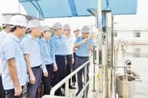 Ðẩy nhanh tiến độ các dự án xử lý nước thải tại Hoài Ðức