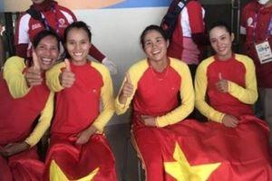 Bật mí điều khó tin về chị cả đội rowing VN giành HCV ASIAD