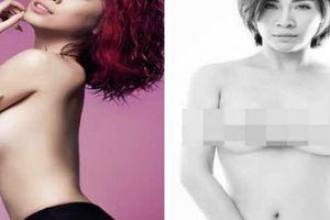 Tình cũ Công Vinh: 'Tôi thích ảnh nude thì chụp, vui thì đăng thôi'