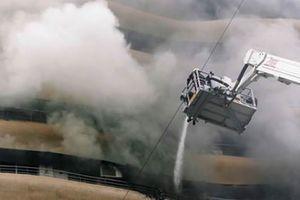 Cháy lớn tại Ấn Độ