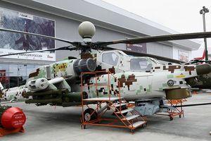 Tập đoàn 'Trực thăng Nga' giới thiệu Mi-28NE và Mi-35M nâng cấp tại triển lãm 'Quân đội -2018' 
