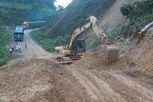 Thông xe quốc lộ 18B nối với Lào