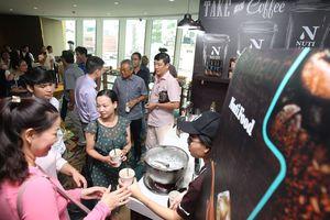 Nuticafé và câu chuyện quảng bá văn hóa truyền thống Việt
