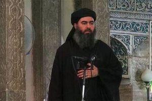 'Đội mồ sống dậy', thủ lĩnh IS thừa nhận lực lượng đang thất thế