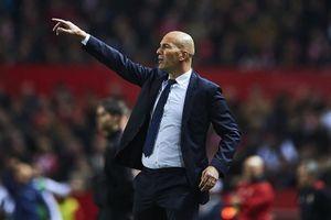 Tiết lộ bến đỗ bất ngờ của HLV Zidane