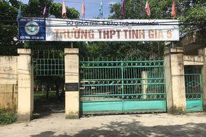 Giải thể 5 trường THPT theo đề án sắp xếp các trường THPT
