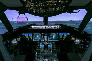 VNA mạnh tay đầu tư thiết bị huấn luyện buồng lái giả