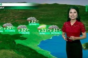 Bản tin thời tiết 23/8: Bắt đầu tiết Xử thử, miền Bắc dịu mát