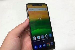 Smartphone màn hình tai thỏ đầu tiên của Mobiistar xuất hiện