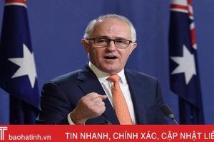 Thế giới ngày qua: Thủ tướng Australia bác đơn từ chức của các bộ trưởng chống đối