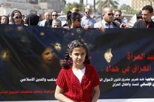 Hôn nhân trẻ em thay thế 'giao dịch tài chính' gia tăng ở Iraq