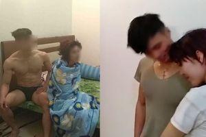 Chồng quay clip sex của vợ và thanh niên 6 múi trong khách sạn ở TP.HCM